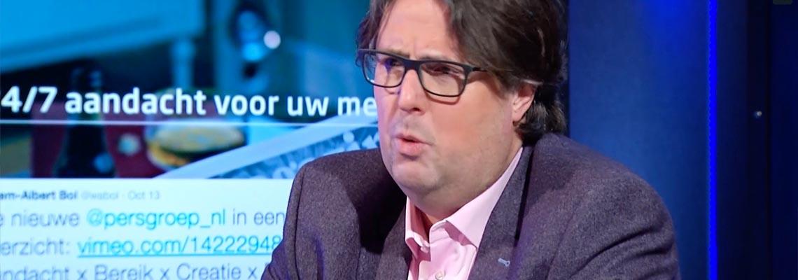 22/03: Rendez-Vous met Willem-Albert Bol