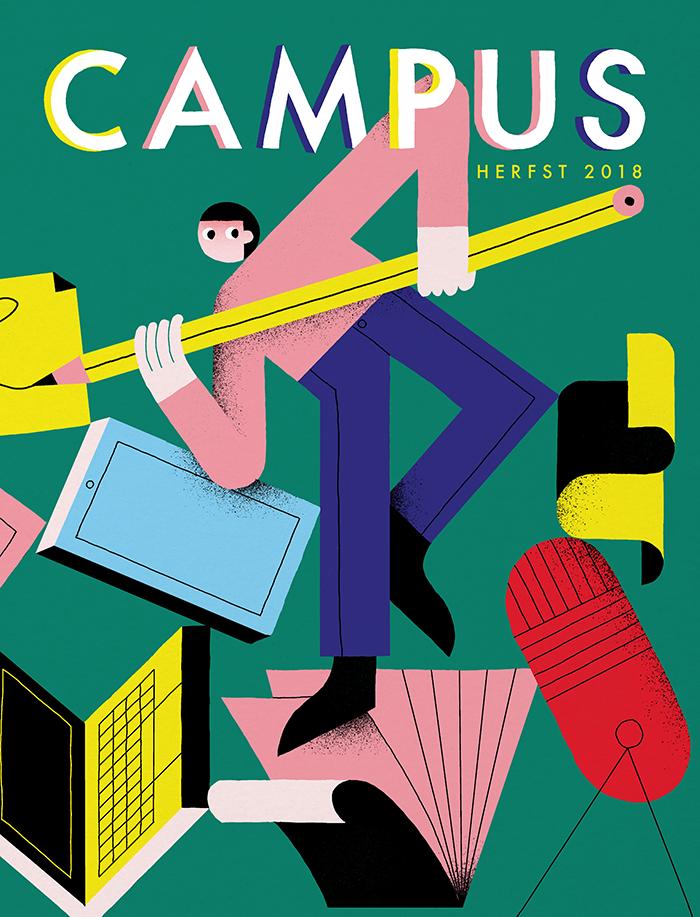 Campus magazine herfst 2018