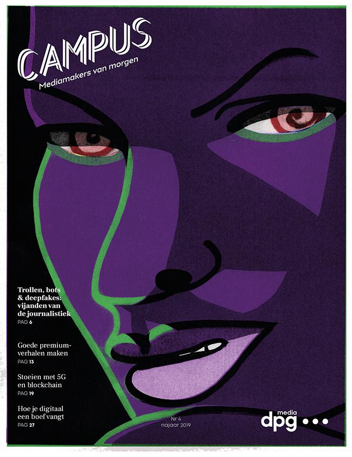 Campus magazine herfst 2019