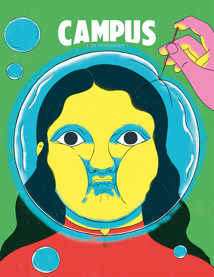 Campus magazine voorjaar 2019