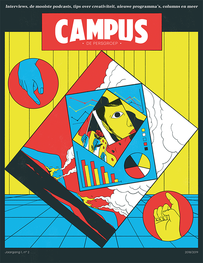 Campus magazine winter 2019