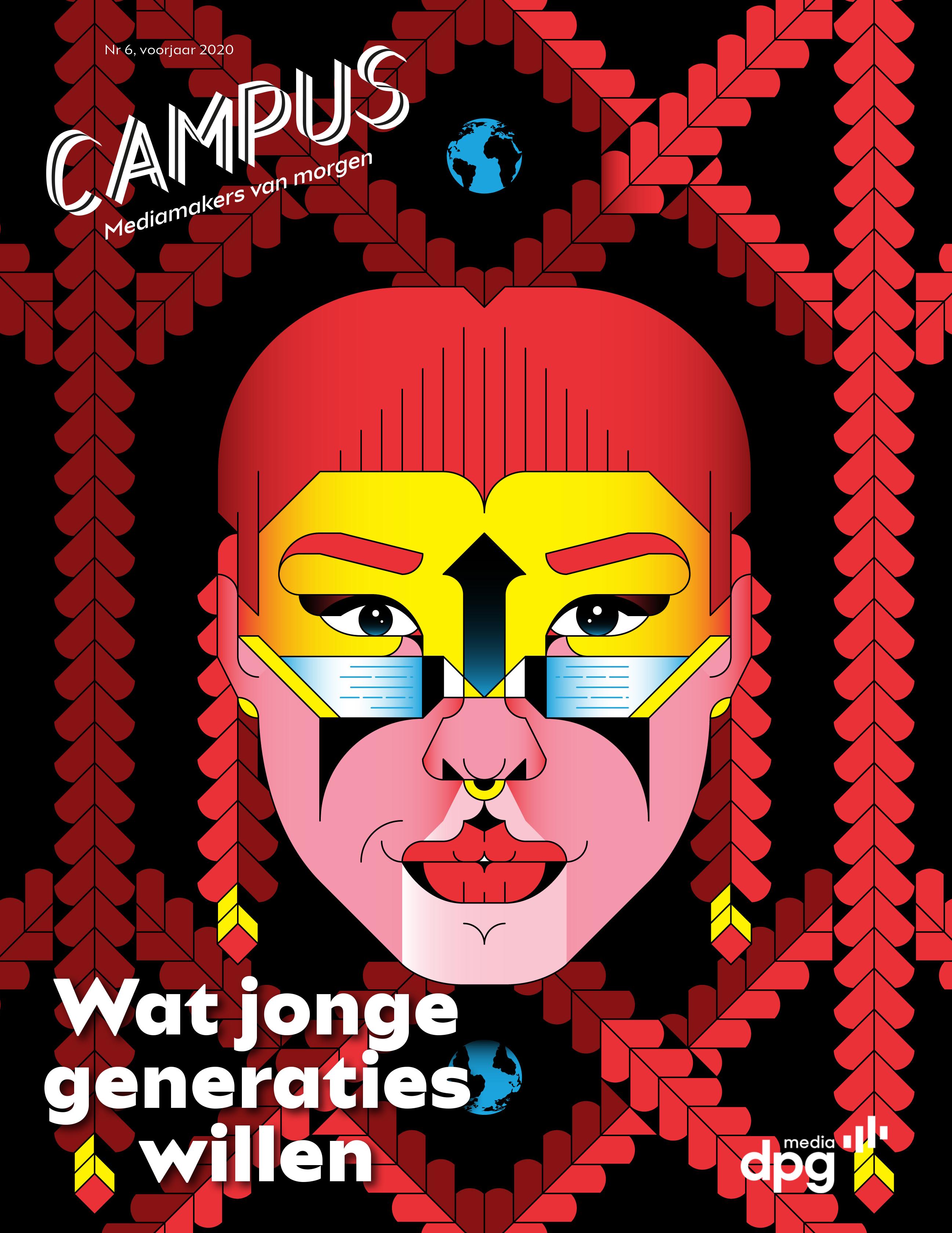 Campus magazine voorjaar 2020